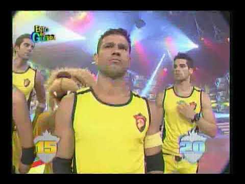 Esto Es Guerra De Verano: Las Cobras Ganan Reto De Baile - 15/01/2013