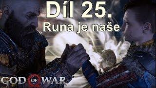 Cerberos hraje: God of War CZ #25 Runa je naše
