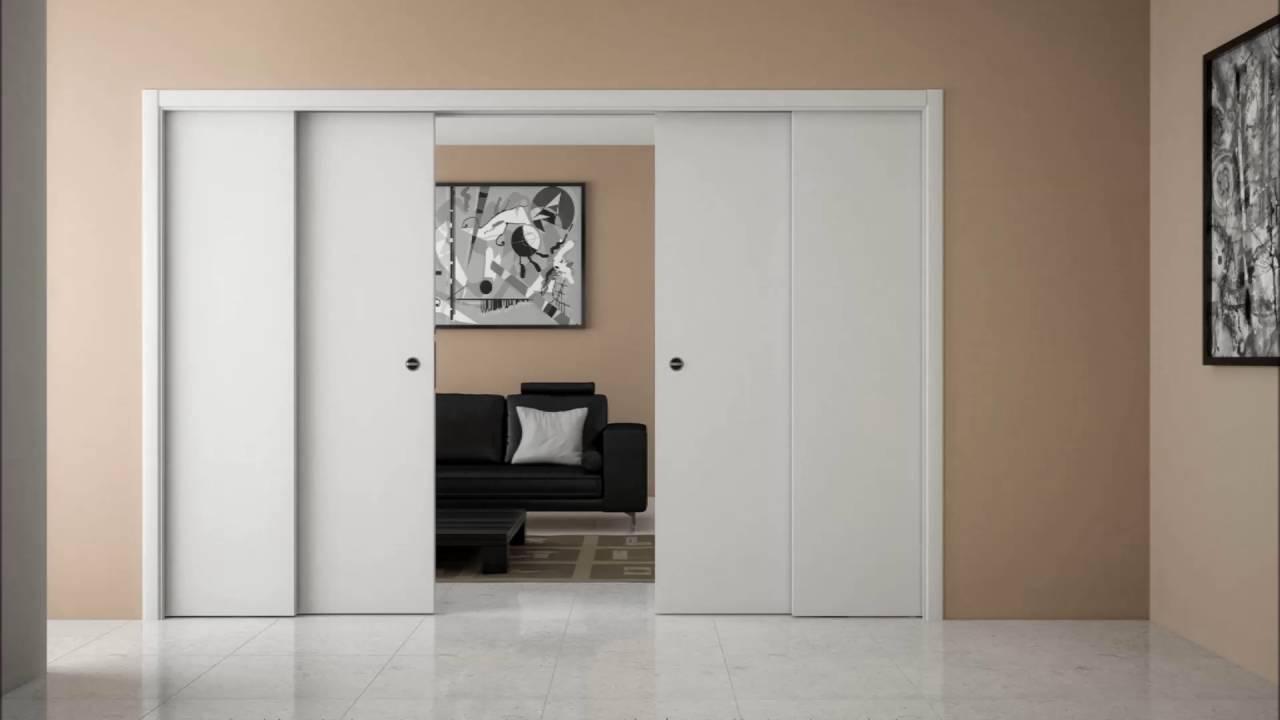 Simple Sliding Pocket Doors Ideas