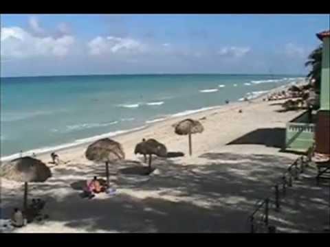Varadero Beach,in Matanzas- Cuba-2012