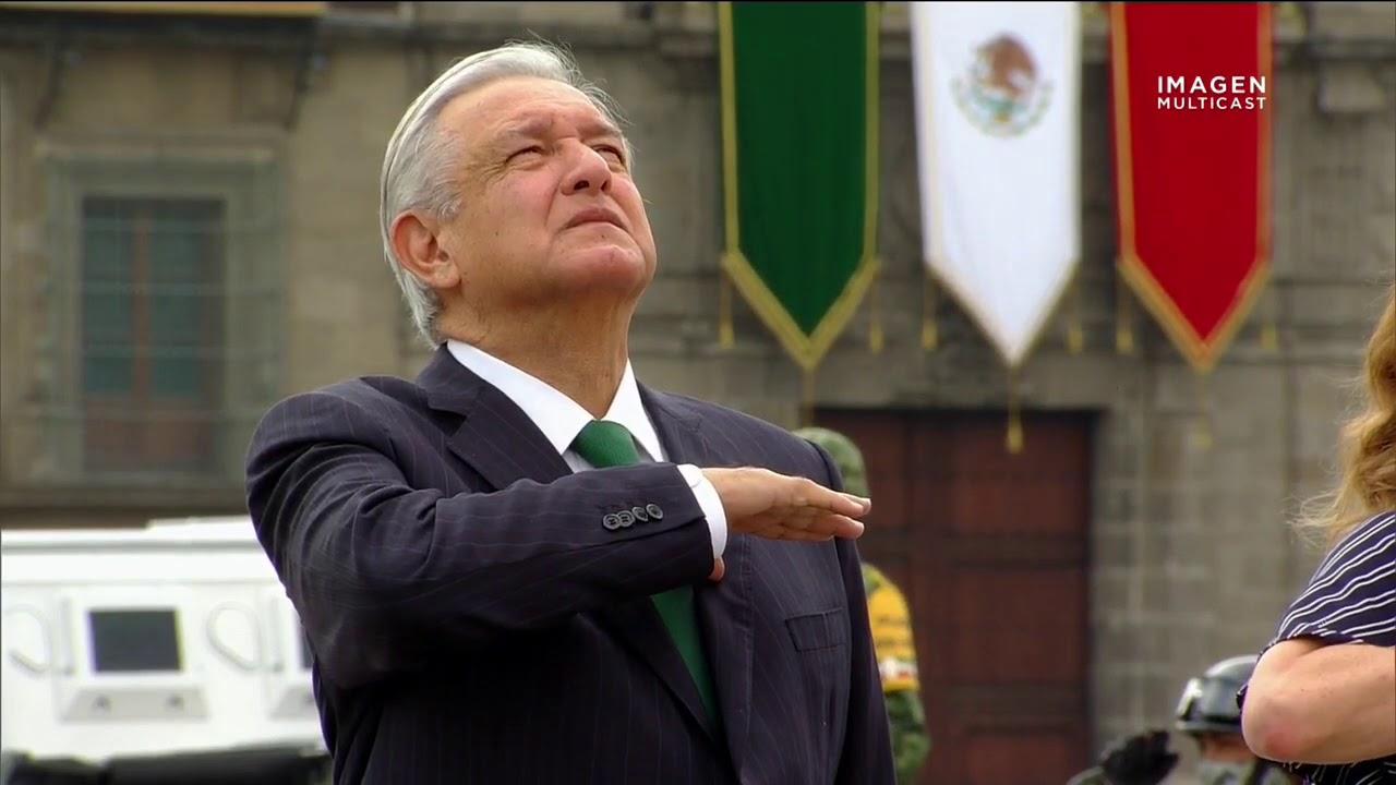 Desfile Militar en Conmemoración del 210 Aniversario de la Independencia de México | Imagen Noticias