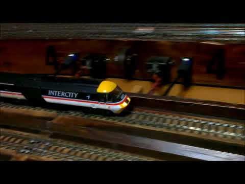 Model train lights, Intercity 125