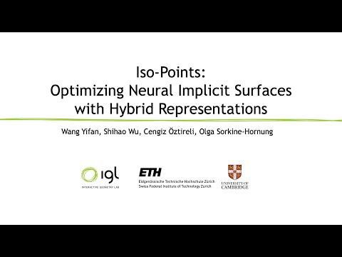iso-points (CVPR 2021)