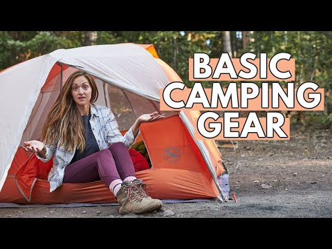 Basic Car Camping Gear: What to Bring Camping (my camping essentials)