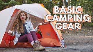 Basic Car Camping Gear: Wнat to Bring Camping (my camping essentials)
