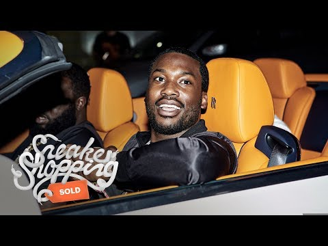 Thumbnail: Meek Mill Goes Sneaker Shopping With Complex