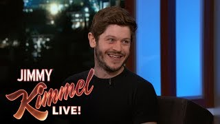 Iwan Rheon on Making Marvel's Inhumans