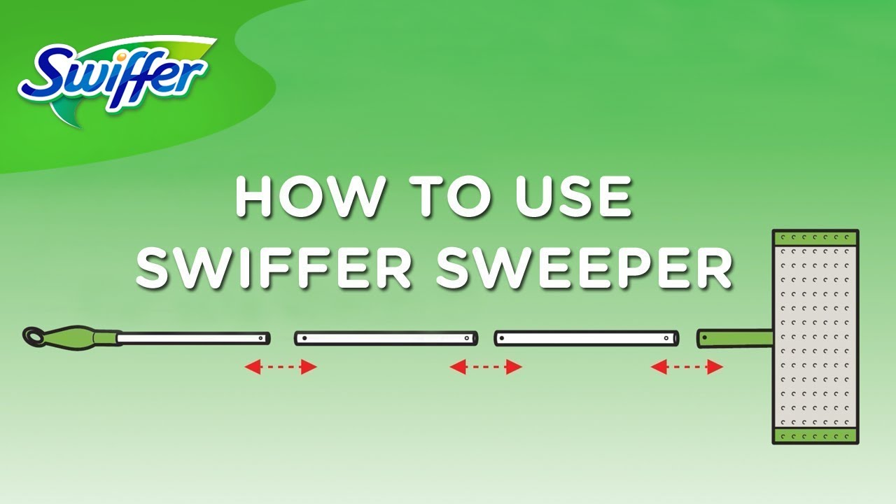 Swiffer Instructions How To Use Swiffer Sweeper Swiffer