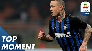 Nainggolan Drives Home Winner! | Inter 2-1 Sampdoria | Top Moments | Serie A