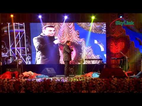 Avhijeet Bhattacharya Live Stage Performance..Song..,  Chand Tare Tod Lau...
