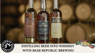 Distilling Beer into Whiskey with Bear Republic Brewing