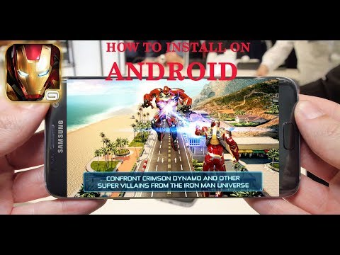 HOW TO INSTALL Iron Man 3 - The Official Game APK+OBB Latest Version  by GHOST976 HD 1