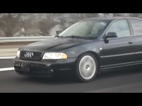 Performance Review 2001 Audi S4