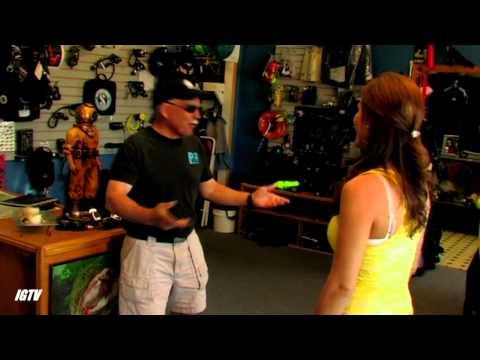 Island Getaways TV - Whidbey Island Scuba Dive