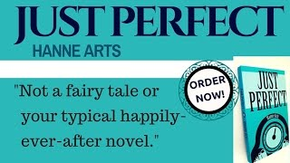 """Just Perfect"" - Hanne Arts (Book Trailer)"