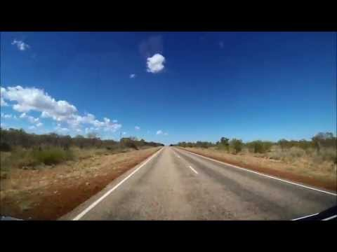 Stuart Highway between Katherine and Tennant Creek, Northern Territory, Australia