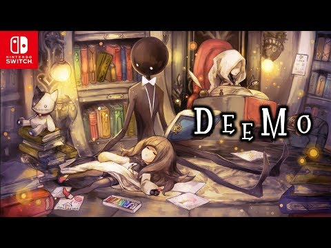 【Nintendo Switch】DEEMO