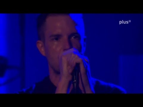 The Killers - Mr. Brightside (Live@SWR3)