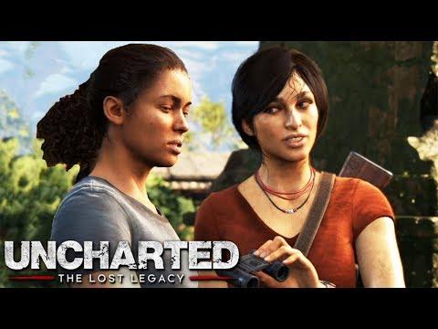 СПЛОШНОЙ САРКАЗМ ► Uncharted: The Lost Legacy #2