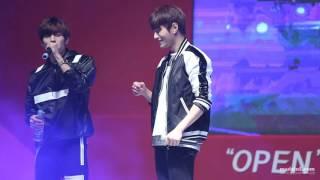 """151128 롯데몰 수원 1주년 슈퍼콘서트 """"LOVE LETTER"""" INFINITE L VER."""