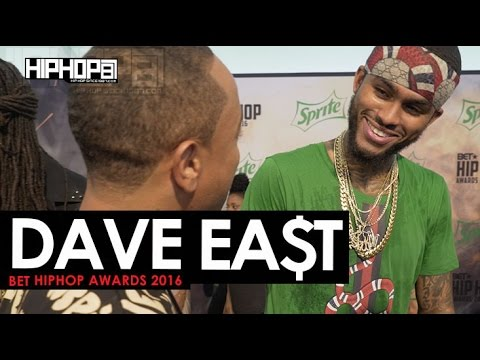 "Dave East Talks 'Kairi Chanel', BET Cypher, ""Hate Me Now"" Tour & More (BET HipHop Awards w/HHS1987)"