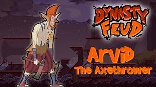 Arvid, the Axethrower - Dynasty Feud