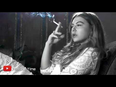 Girls Attitude Status Smoking Cigarettes Mr Sam Youtube