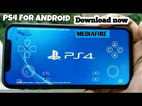 Ps4 Emulator For Android | Download Now | How To Download Ps4 Emulator  Offline 14 Mb