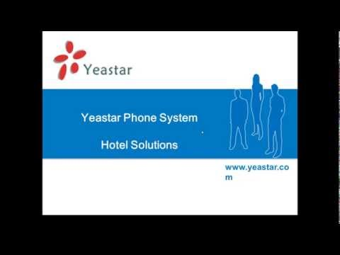 HOTEL / MOTEL / PMS features from Asterisk platforms ...Yeastar