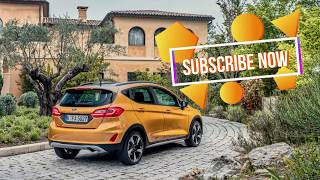 Ford Fiesta Active X 1.0T 140 2018 Review