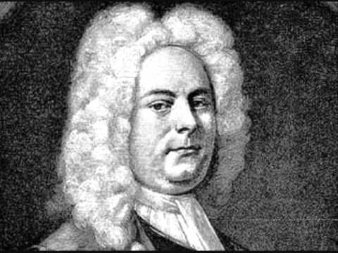"""G. F. Handel """" Concerto a due cori HMV 333"""""""