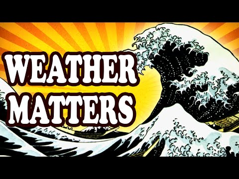Top 10 Times Weather Changed the Course of History — TopTenzNet
