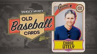 Chase Utley Talks Jheri Curls and Four-Letter Words | Old Baseball Cards