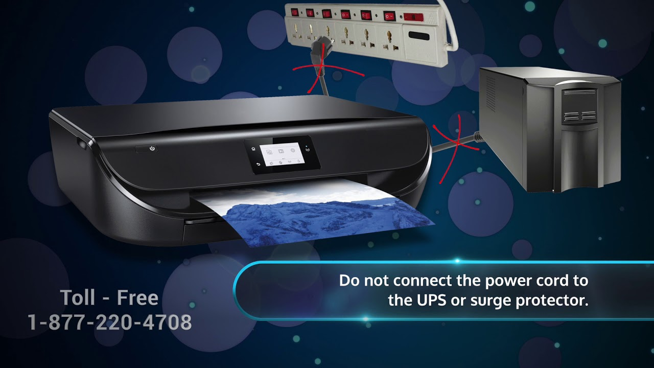 how to install hp envy 5055 printer