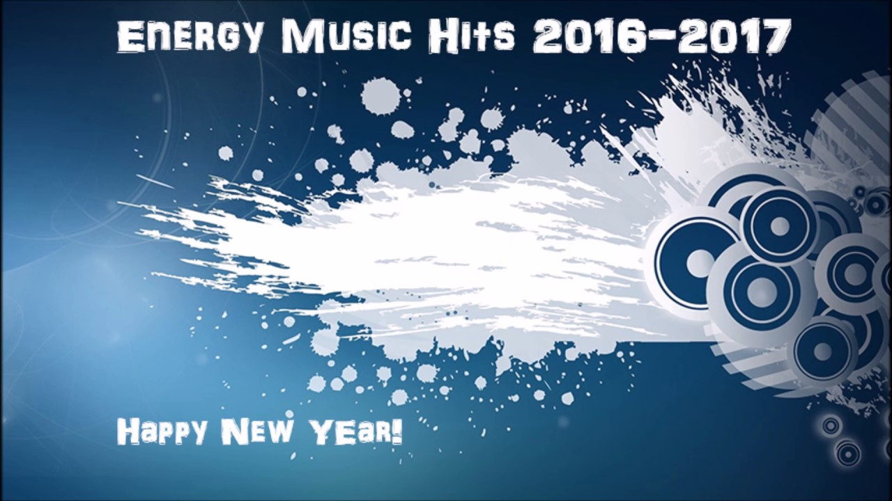 Energy Music Hits By Masło 2016 2017 Youtube