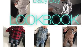 Baby Boy Lookbook 5 Outfits