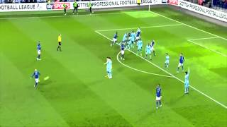 Video Gol Pertandingan Leicester City vs Manchester City