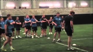 Bristol Rugby Return To Pre-season Training