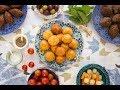 في ضيافة آسيا - كبة اللحم المقلية -الكبة اللبنية - كبة الدجاج المقلية -كبة البطاطس و�