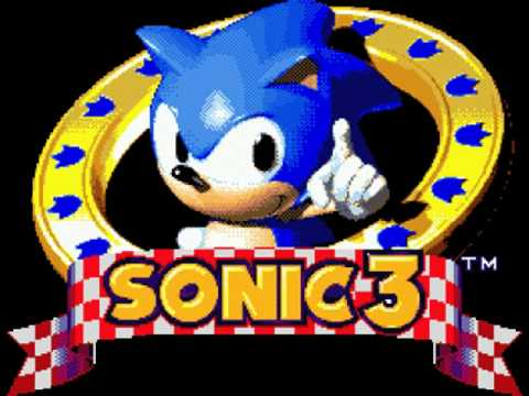 Sonic The Hedgehog 3 - Title Screen Theme