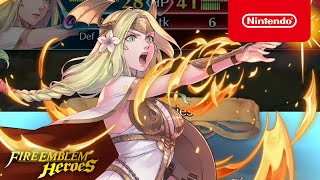 Fire Emblem Heroes - Mythic Hero (Seiros: Saint of Legend)
