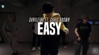 Bada Lee Choreo Class | DaniLeigh - Easy Remix ft. Chris Brown | Justjerk Dance Academy