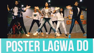 POSTER LAGWA DO/ LUKA CHHUPI/ FUN DANCE/ EASY STEPS/ ZUMBA / KRITI SANON/ RITU'S DANCE STUDIO