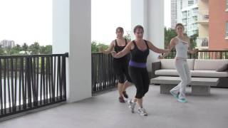 Merengue CARDIO FITNESS, Workout 4, StepFlix Dance Lessons