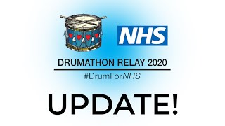 UK Drumathon 2020 UPDATE!