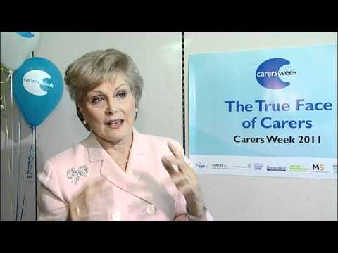 ANGELA RIPPON CARERS WEEK INTERVIEW