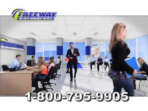 Freeway Auto Insurance Commerical - Our Business