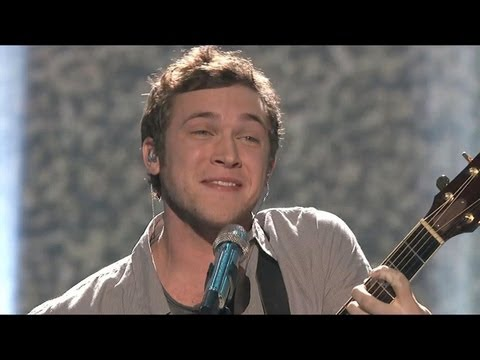 Phillip Phillips: Movin\' Out (Anthony\'s Song) - Top 10 - AMERICAN ...