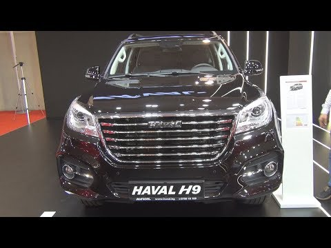 Great Wall Haval H9 2.0 GDIT Supreme (2020) Exterior And Interior