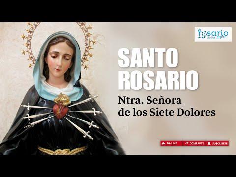 🔴ROSARIO DE LOS SIETE DOLORES DE LA VIRGEN MARÍA